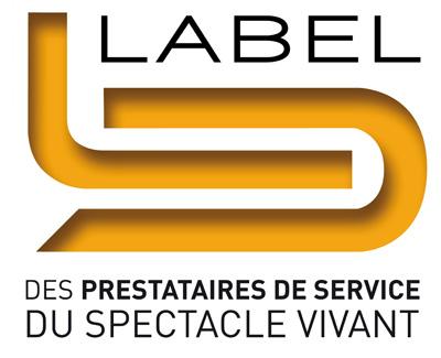 Label Prestataire de service du spectacle vivant