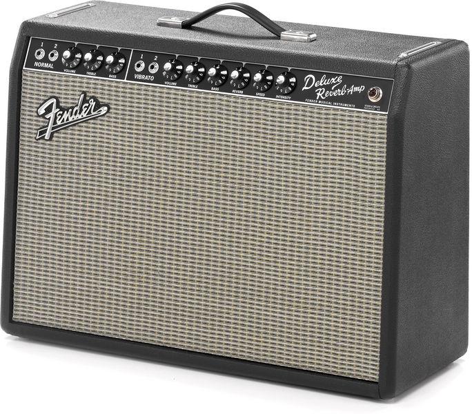 Fender 65′ deluxe reverb_location