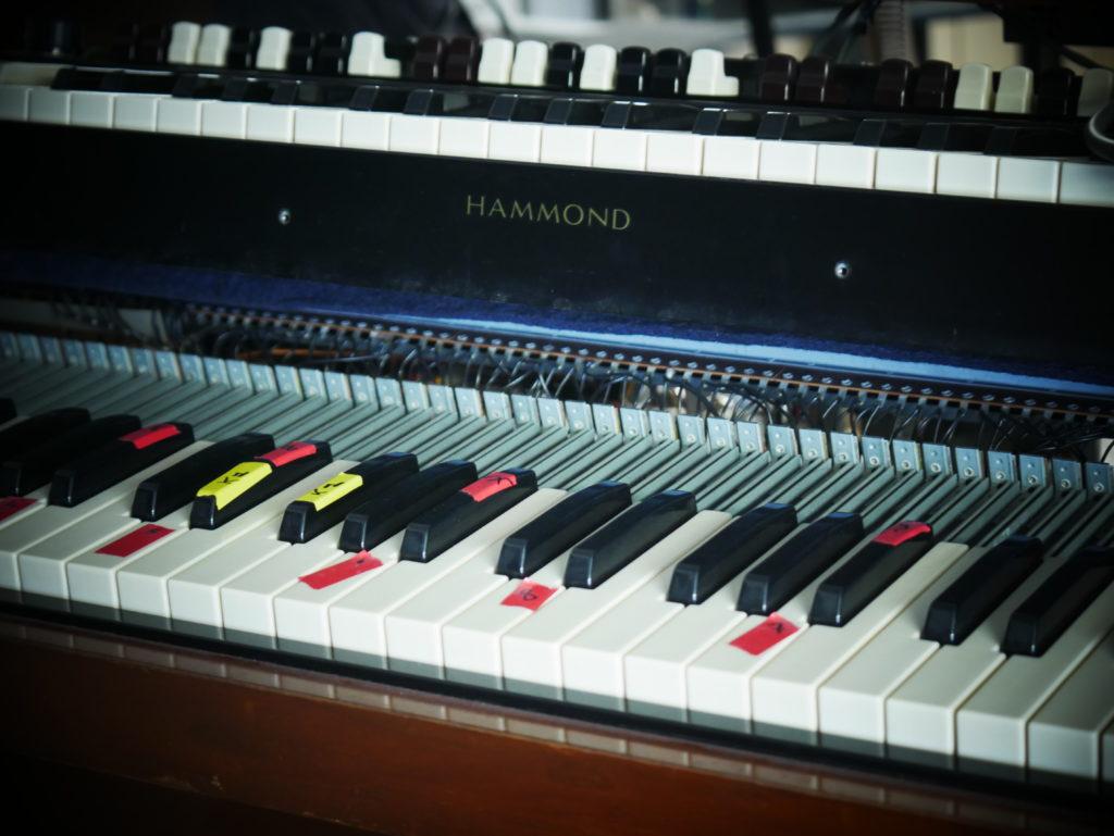 Hammond_B3_réparation