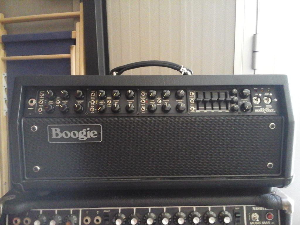 Mesa Boogie Mark V réparation