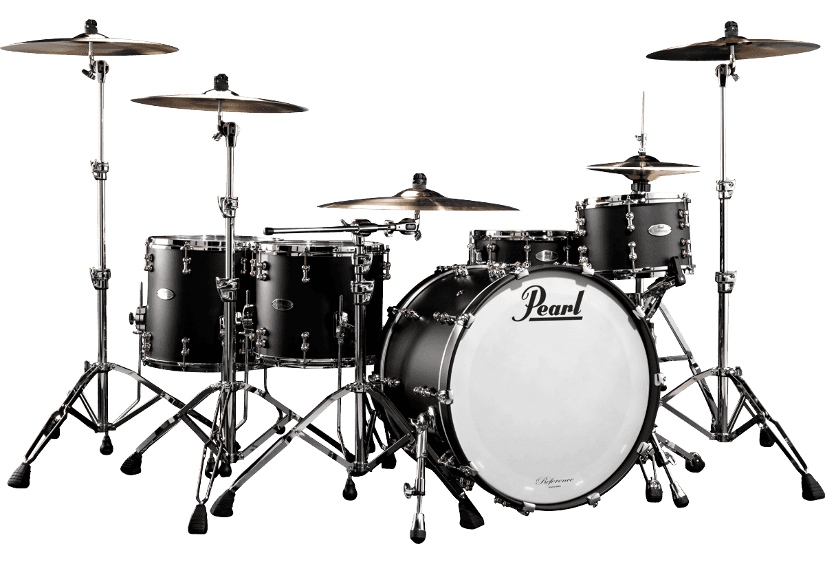PEARL reference bure matte black hyperrock_location