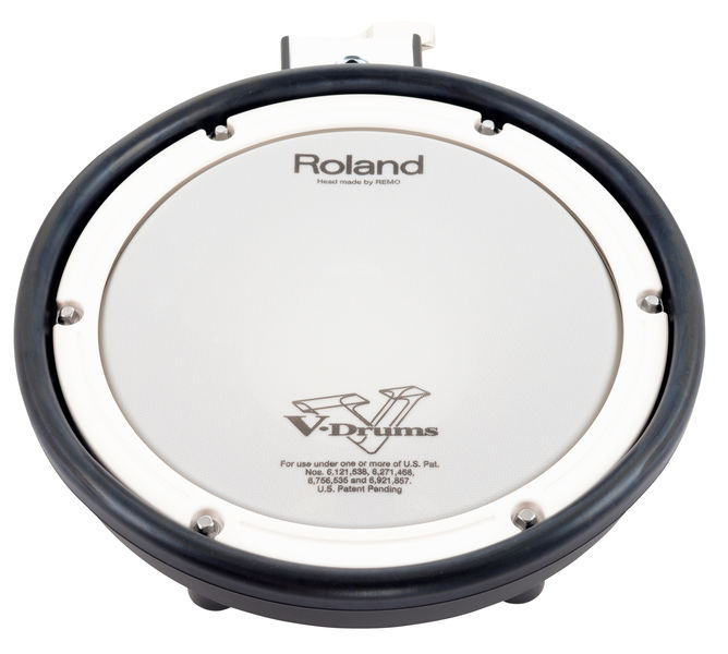 Roland_PDX-8_10″_V-Drum_Pad_location