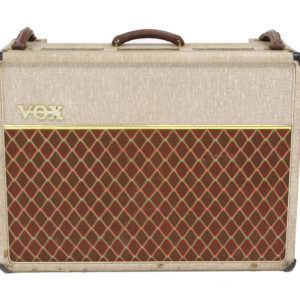 "Vox AC30 Top Boost ""vintage series""_location"